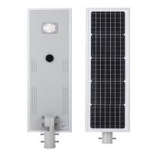 China Solar Powered Street Lights, 30W Solar Area Lighting with PIR Motion Sensor and Light Sensor Waterproof IP65 Led Street on sale