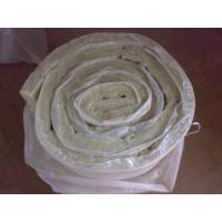 China Flexible Rockwool Insulation Blanket Faced With Glass Cloth factory