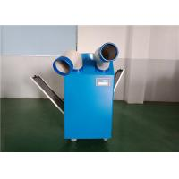 Buy cheap 18700BTU Industrial Spot Cooling Systems / Temporary Coolers For Supplying Cold Air from Wholesalers