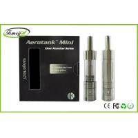 Buy cheap E Cig Clearomizer Kanger Aerotank Mini With Dual Coil And Airflow In Huge Vapor from Wholesalers