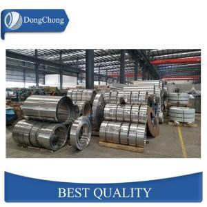 China Decorative Aluminium Alloy Strip 0.5 Mm , Thin Flat Aluminum Metal Strips factory