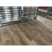 Buy cheap SPC Flooring Decoration Pvc Floor Mats For Home Wood Color SGS Approval from Wholesalers