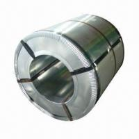 China Metallic Color-coated Steel Coil with 508mm Inner Diameter factory