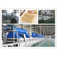 Buy cheap Customizing Non-Fried Instant Noodle production Line for drying Noodle Machinery from Wholesalers