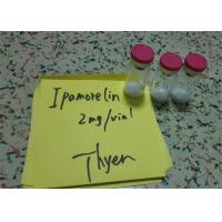 Buy cheap Professional Weight Loss Steroids Ipamorelin 2mg/Vial ISO9001 Standard from Wholesalers