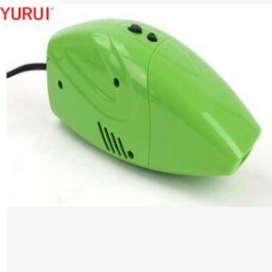 China Green 12 Volt 90w Handheld Car Vacuum Cleaner factory