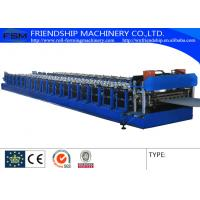 China Corrugated Sheet Roll Forming And C Z Purlin Roll Forming Machine For Steel Building factory