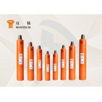 China Alloy Steel Rock Blasting Tools Well Down The Hole Hammer Drilling Faster Drilling Speed factory