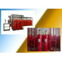 Quality Tasteless Piping Fm200 Fire Suppression System Pipe Network System wholesale