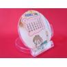 Buy cheap Circle calendar case,standard calendar case,cd calendar case from wholesalers