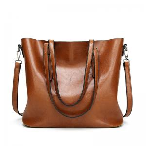 China Shoulder Strap Convertible PU 32cm Luxury Lady Bags factory