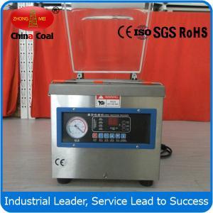 Buy cheap table top dz260 vacuum sealer vacuum packing machine from Wholesalers