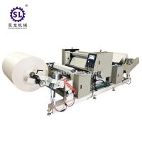 China PLC Control Automatic Embossing Machine for Aluminum Foil and Paper factory