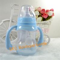 China May promotion, wide mouth 180ml PPSU baby feeding bottle.BPA free factory