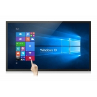 "China 43"" 280W 450cd/m2 Interactive Touch Screen Monitor factory"