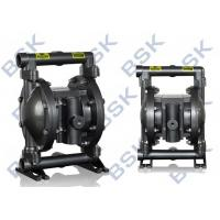 China Food Industry Air Driven Double Diaphragm Pump Convenient Installation factory