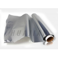 China Food Grade 8011 0.009mm Aluminum Foil Roll For Kitchen BBQ factory
