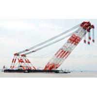 Buy cheap Quality heavy floating crane marine offshore crane China supplier from Wholesalers