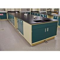 Cold Rolled Steel Dental Laboratory Bench Science Furniture For Schools