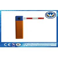 Buy cheap 110V / 220V IC Card Access Control Electric Boom Barrier for Residential Area Car Parking from Wholesalers