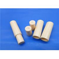 Buy cheap High Strength 99% Al2o3 Alumina Ceramic Plunger Pump / Piston Sleeve Hydraulic Piston Pump from Wholesalers
