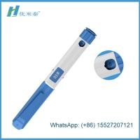 Buy cheap Plastic Refillable Insulin Pen Cartridge , Prefilled Insulin Syringes CE/ ISO Listed from Wholesalers