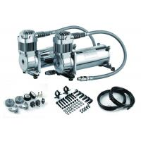 China DUAL Pack Air Ride Suspension Compressor For Trucks , Heavy Duty Air Compressor factory