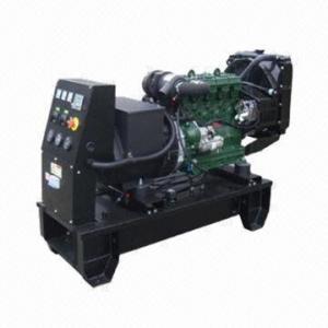 China Kubota Engine Diesel Generator, Japanese Engine, Open and Silent Type Available on sale
