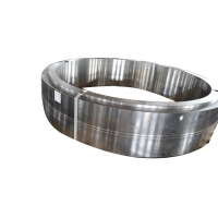 China Rough Machining 1.7228 50CrMo4 Forged Steel Rings factory