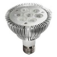 Buy cheap 60°Beam Angle Epistar 35mil Dimmable high powered led spotlights 7w with 50000hrs lifespan from Wholesalers