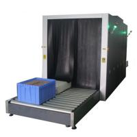 China High Definition LCD Airport Security Baggage Scanners , X Ray Inspection Systems factory