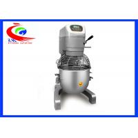 Buy cheap Dough Mixer Spiral For Pastry  In Baking Equipment With 20 Liter Capacity from Wholesalers