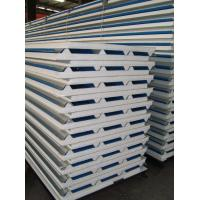 China Good Price Insulated Steel for Wall Roof Sandwich Panel Prefab House EPS Sandwich Panel on sale