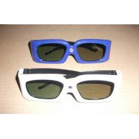 Green Blue Stereoscopic Universal Active Shutter 3D Glasses Compatible Link