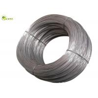 Buy cheap High Tension Hot Dipped Galvanized Carbon Steel Iron Wire Fine Coil Rod from Wholesalers