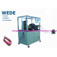 Buy cheap Starter Flat Wire Forming Coil Winding Machine With Straightening Device from Wholesalers