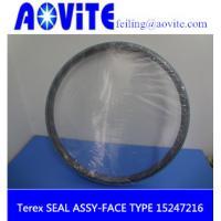 China Terex damper TR100 TR60 seal assembly 15247216 on sale