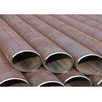 China Galvanized Bright Finish Cs Carbon Steel Welded Tube ERW ASME Standard factory