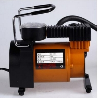 China 144W Mini Metal Air Compressor 140 Psi For Inflating Tires factory
