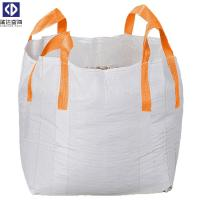 Buy cheap Virgin PP Material 1 Ton Tote Bags / Flexible Bulk Container For Packing from Wholesalers