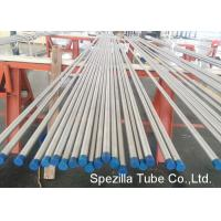 Buy cheap Pickled / Annealed Stainless Steel Tubing , 316l Stainless Steel Tubing Seamless from Wholesalers