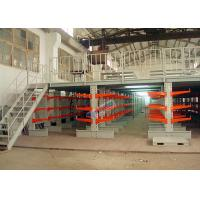 Buy cheap Supply Chain 800 mm Length Cantilever Storage Racks 100 Kg Upright Load from Wholesalers