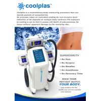 Buy cheap sculpting body fat coolscupting cryolipolysis fat freezing sincoheren non surgical  liposuction slimming from Wholesalers