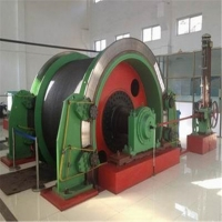 China Construction Explosion Proof 300m Electric Windlass Winch Wireless Remote Control factory