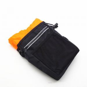 "China Dog Training Outdoor Waist Pack , AJ 2.5"" Reflective Strap Bag factory"