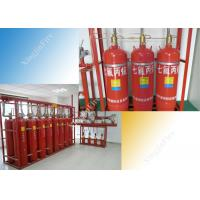 Automatic FM200 Gas Suppression System of 70L Network Piping