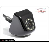 China Bolt Mounting Night Vision Car Rear View Parking Camera With 8 Led Lights on sale