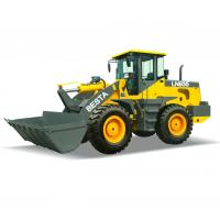 Buy cheap Heavy Duty 3Ton  Rated Load 4WD Wheel Loader  9800KG ISO9001 Certification from Wholesalers