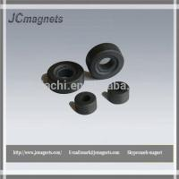 China Ferrite Radial Magnet factory