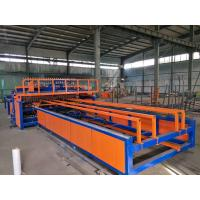Buy cheap Ordinary Type 5-12 Mm Steel Bar Rabar Mesh Welding Machine High Performance from Wholesalers